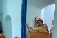 Митрополит Орловский и Болховский Тихон назначил настоятелем храма иконы Божией Матери «Знамение» в селе Знаменское иерея Андрея Сорокина