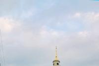митрополит Орловский и Болховский Тихон посетил концерт Симфонического оркестра Мариинского театра в музее-заповеднике «Спасское-Лутовиново». 12 августа 2020 г.