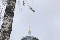 В Неделю 24-ю по Пятидесятнице митрополит Орловский и Болховский Тихон возглавил Божественную литургию в Троице-Васильевском храме города Орла. 22 ноября 2020 г.