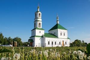 Троицкий храм с. Льгов