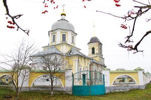 Храм великомученика Димитрия Солунского г. Дмитровска