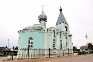 Свято-Успенский храм с. Тросна