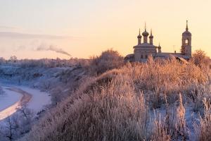 Храм апостолов Петра и Павла г. Мценска