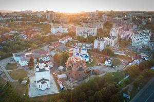 Свято-Успенский монастырь Орла
