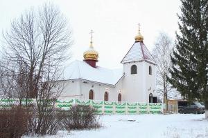 Никольский храм с.Тельчье