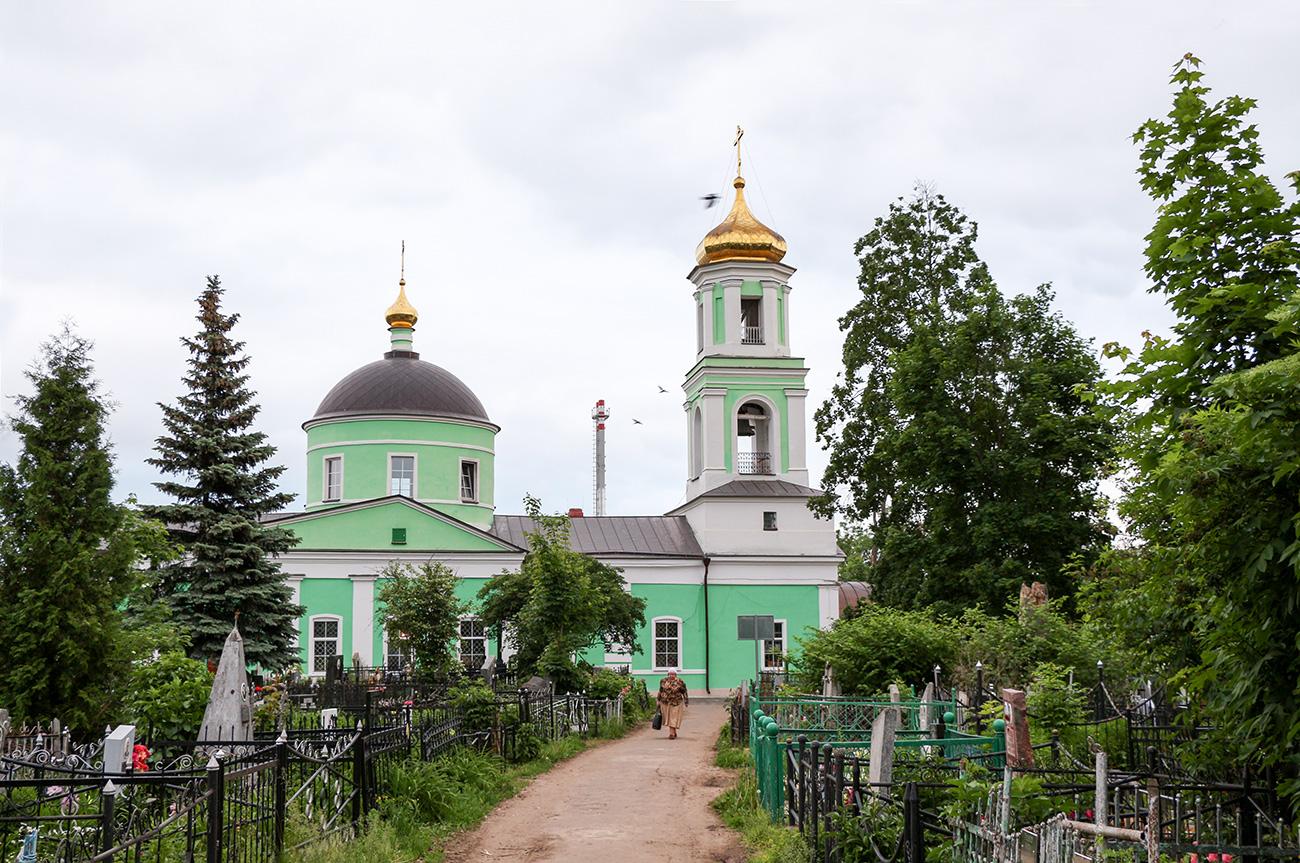 Свято-Троицкий храм Орла