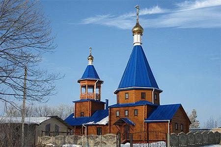 Корсунская Князь-Владимирская мужская пустынь