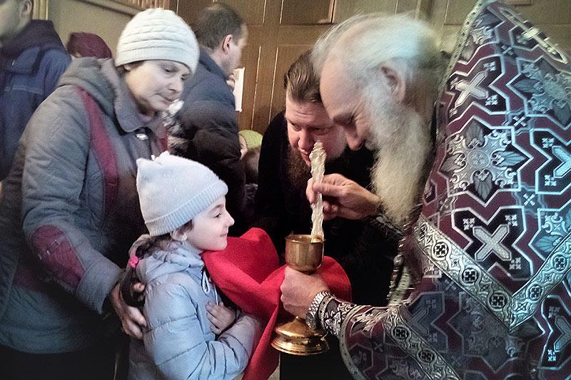 Покровский приход с. Паюсово