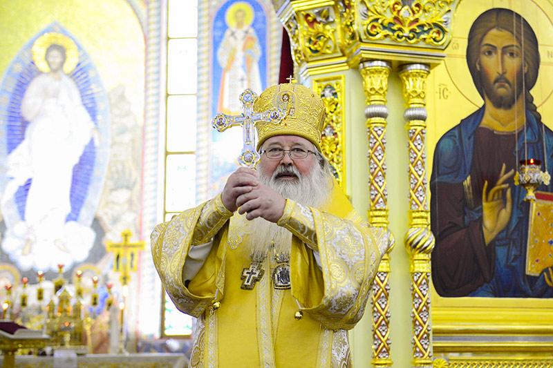 Встреча нового архиерея Орловской епархии, архиепископа Тихона, состоится 13 апреля