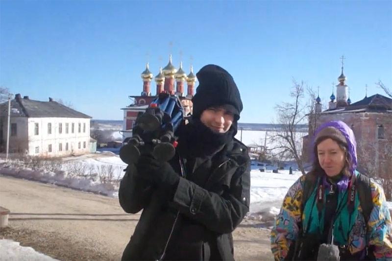 Российская газета: В Орловском колокольном марафоне принял участие диджей из Германии
