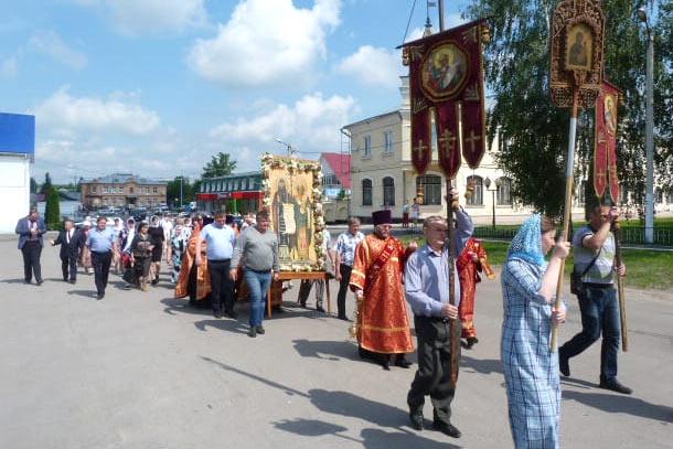 Кромы стали центром празднования Дня славянской письменности и культуры в регионе