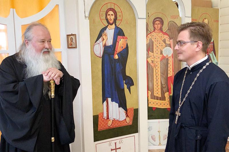 Орловская епархия поздравила руководителя молодежного отдела с 30-летием