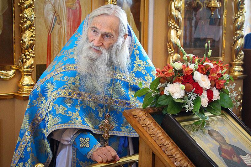 Уроженец Орловщины схиархимандрит Илий (Ноздрин) награжден орденом Почета