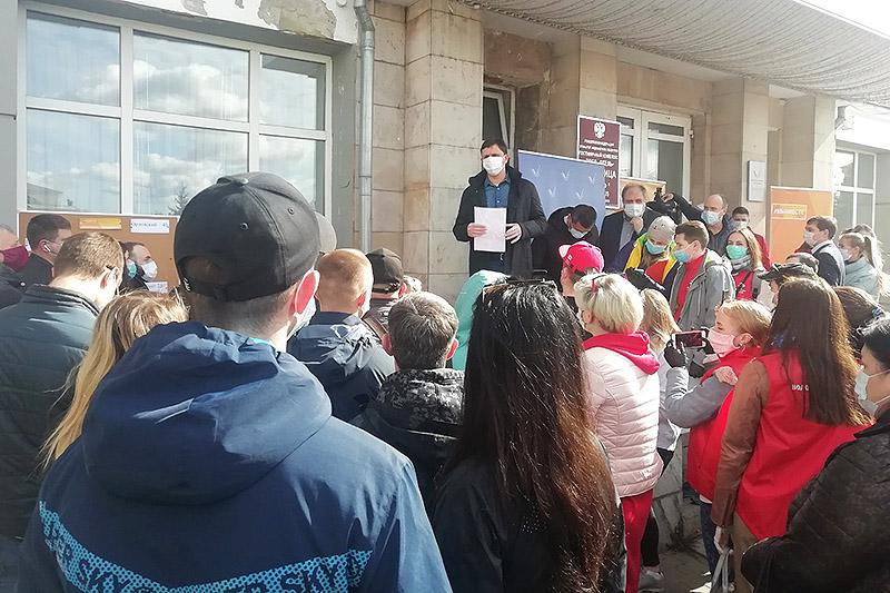 Волонтеры Орловской епархии присоединились к Всероссийской акции взаимопомощи  #МыВместе